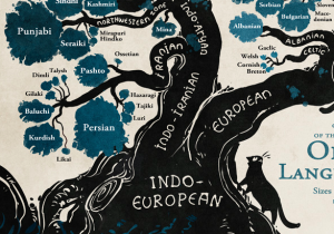 Map of Indo-European Languages